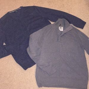 MENS cotton sweaters sz.L,great for comming winter